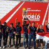 Sapuangin ITS Jawara di Shell Eco Marathon DWC London