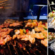 Oakwood Hotel & Residence Surabaya Gelar Flaming Saturnight BBQ at Poolside